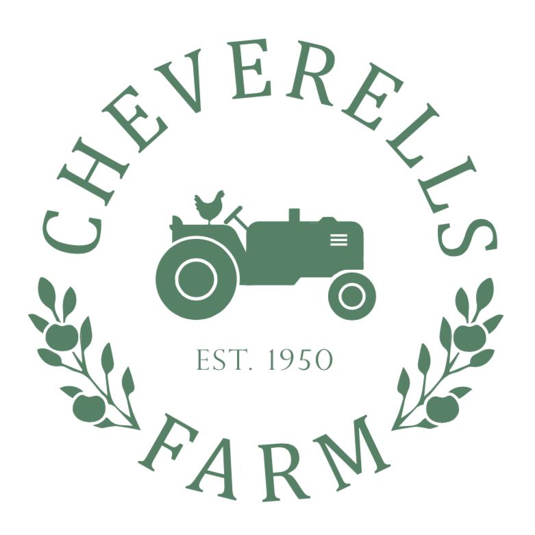 Cherverells Farm Logo Round by Emily House
