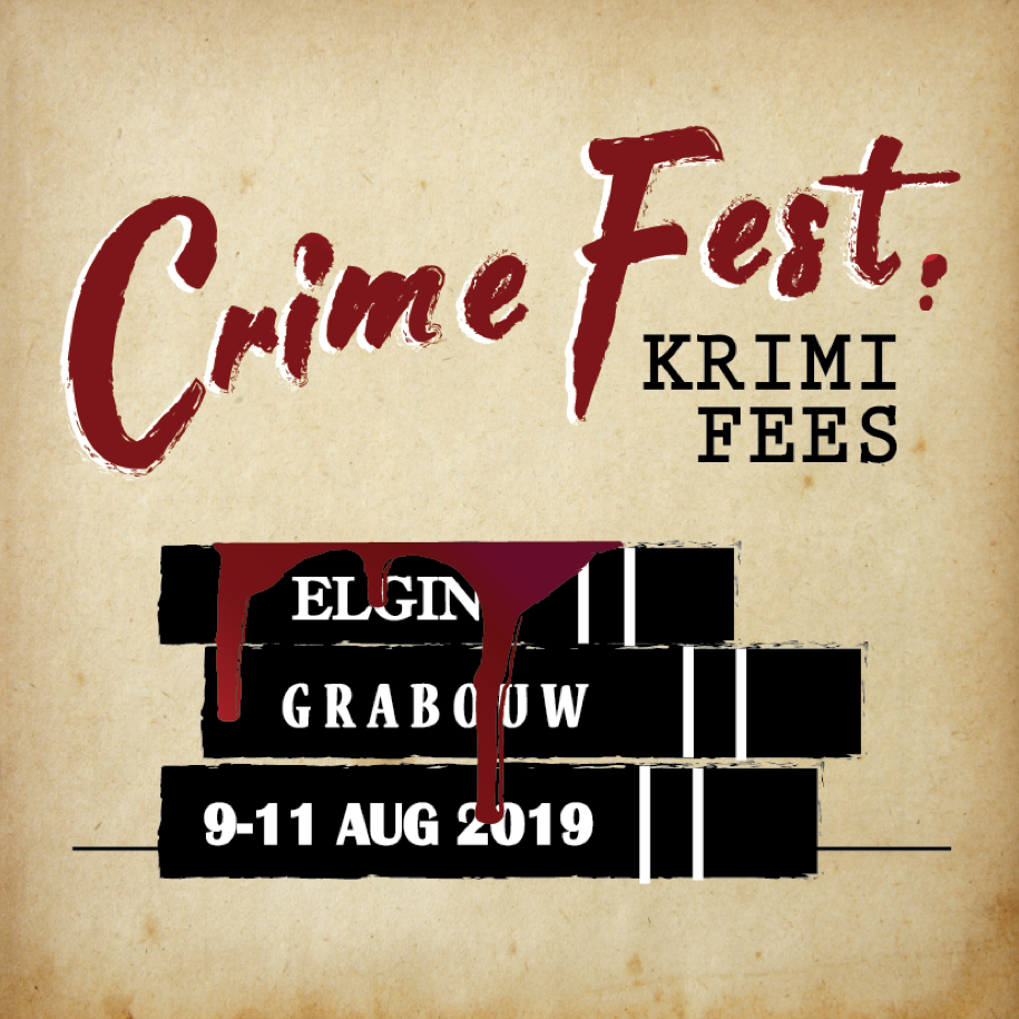 Crime Fest Logo by Emily House